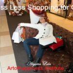 stress less shopping holidays