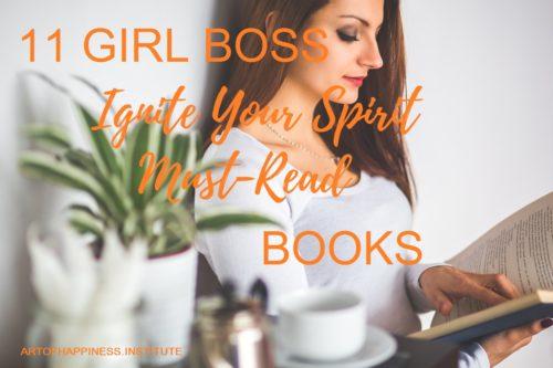 GIRLBOSS MUST READ BOOKS